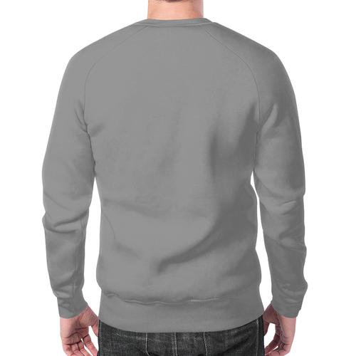 Merchandise Sweatshirt Pokemon Merch Gray Print