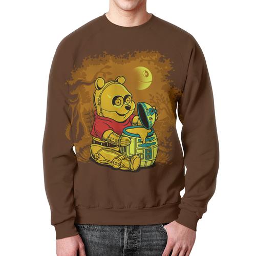 Merch Sweatshirt Winnie-The-Pooh Terminator