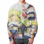 Merchandise Naruto Sweatshirt Kakashi Sasuke Uchiha