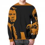 Merch Sweatshirt Pulp Fiction Vincent Vega Jules Winnfield