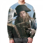 Collectibles Sweatshirt Pirate Spongebob Squarepants