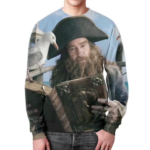 Merchandise Sweatshirt Pirate Spongebob Squarepants