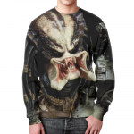 Collectibles Sweatshirt Predator No Mask Face