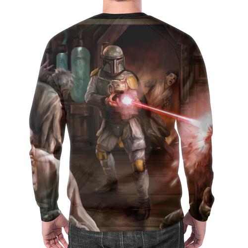 Merch Sweatshirt Boba Fett Star Wars
