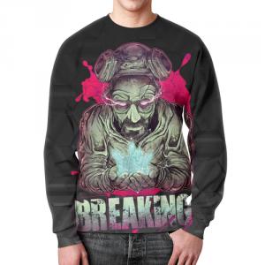 Collectibles - Sweatshirt Breaking Bad Heisenberg Print