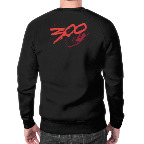 Collectibles Sweatshirt 300 Movie Spartans Helmet