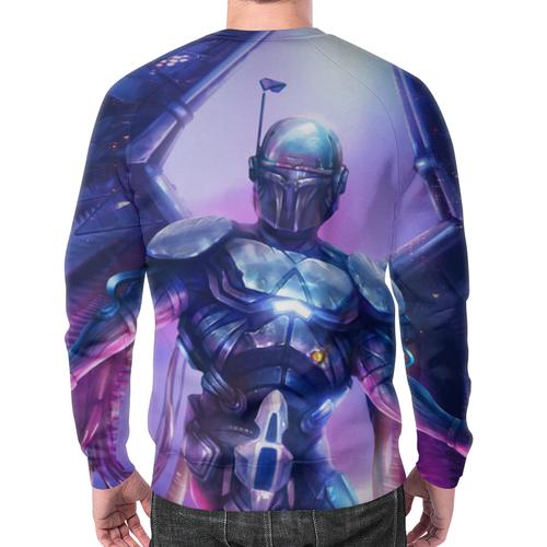 Merchandise Sweatshirt Boba Fett Star Wars Design