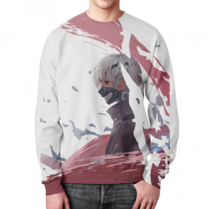 Collectibles Sweatshirt Design Print Tokyo Ghoul Merch