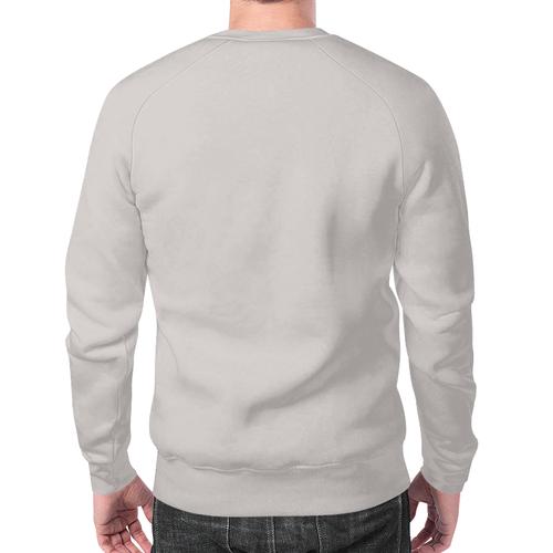 Merch Sweatshirt Tattoo Girl Design White