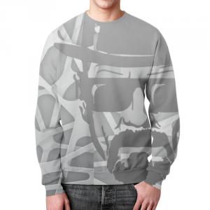 Collectibles - Sweatshirt Breaking Bad Heisenberg Gray Design