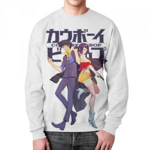 Collectibles Faye Valentine Sweatshirt Cowboy Bebop