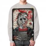 Collectibles Sweatshirt Art Jason Voorhees Horror