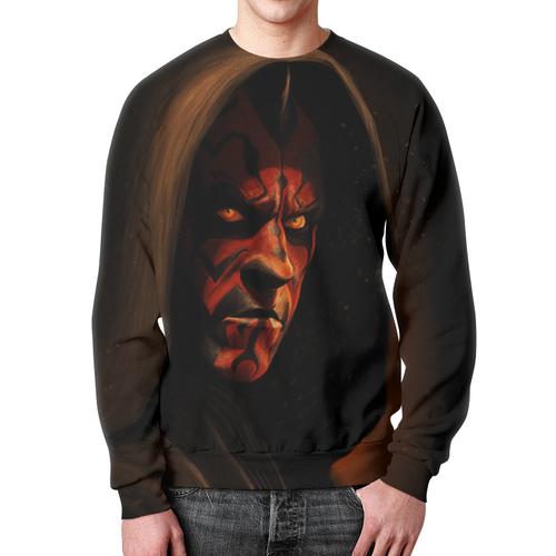 Merch Star Wars Episode One Sweatshirt Darth Maul