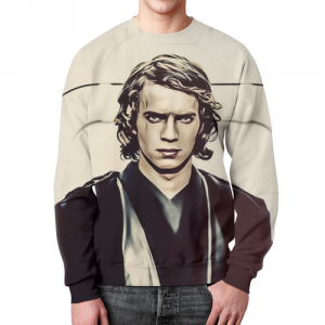Merchandise Sweatshirt Anakin Skywalker Star Wars Print