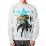 Collectibles Sweatshirt Sword Art Online Sōdo Āto Onrain