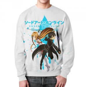 Merch Sweatshirt Sword Art Online Sōdo Āto Onrain