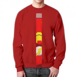Merchandise - Sweatshirt Pokemon Merch Red Print