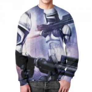 Merch Star Wars Clones Sweatshirt First Order