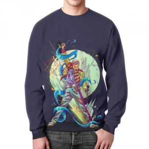 Merchandise Freddie Mercury Sweatshirt Painted Fan Art