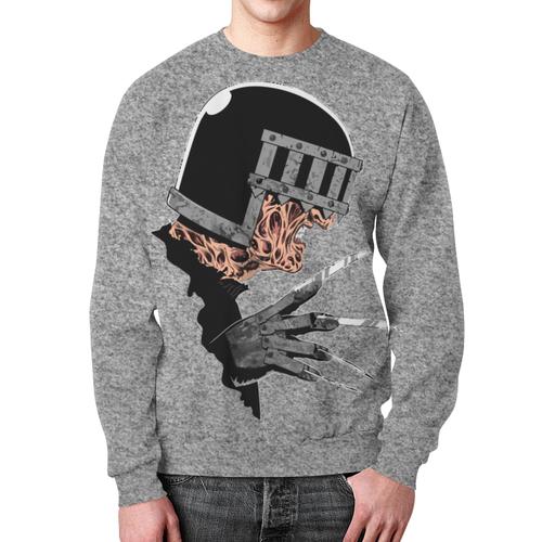 Collectibles Freddy Krueger Sweatshirt Helmet Nightmare On Elm Street