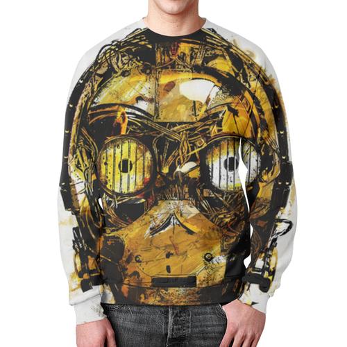Merch C-3Po Sweatshirt Star Wars Pop Art
