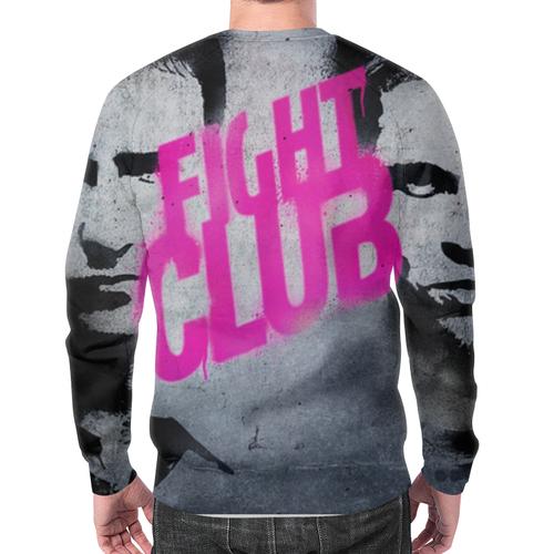 Merchandise Fight Club Main Movie Title Sweatshirt