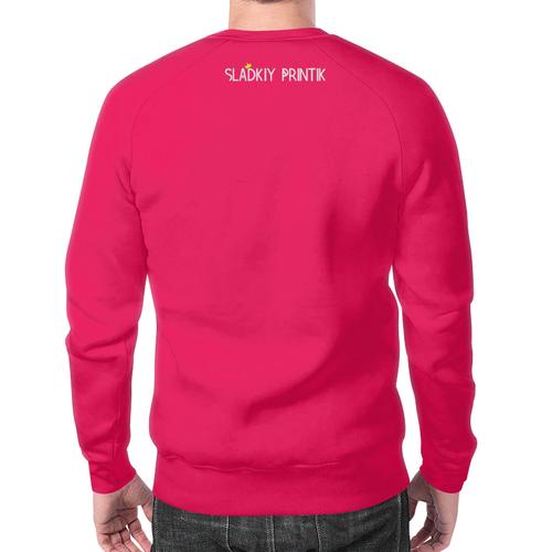Merch Sweatshirt The Queen Pink Print Design