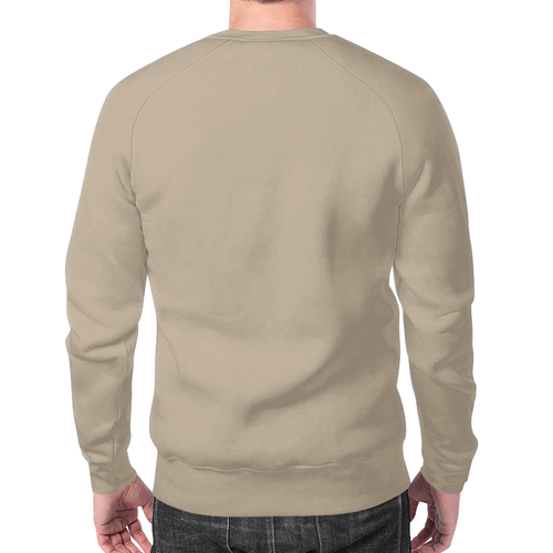 Collectibles Sweatshirt Terminator Face Print Graphic