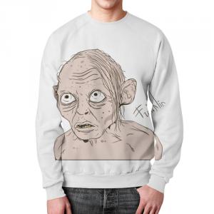 Merchandise Gollum Sweatshirt Lord Of The Rings Movie