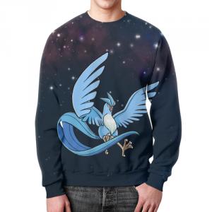 Merchandise - Sweatshirt Pokemon Articuno Print Merch