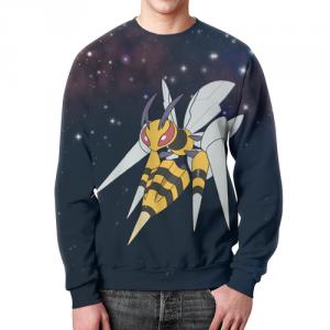 Merchandise - Sweatshirt Pokemon Beedrill Image Print