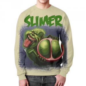 Merchandise Slimer Sweatshirt Ghostbusters Movie