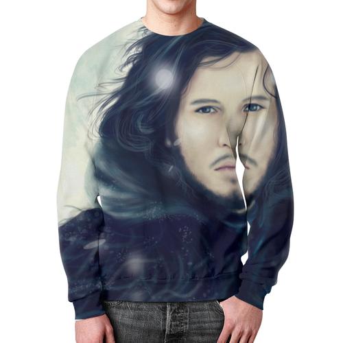 Merch Sweatshirt Game Of Thrones Hero Jon Snow