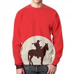 Merch Sweatshirt Red Dead Redemption 2 Sunset