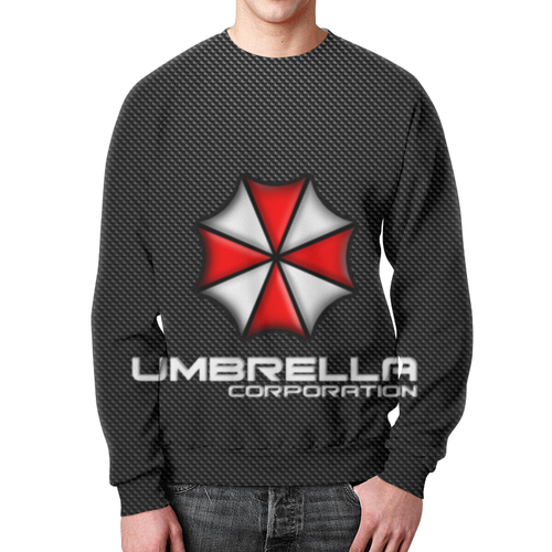 Collectibles Umbrella Corp Sweatshirt Resident Evil