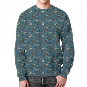 Collectibles Ships Sea Sweatshirt Design Pattern Clothes