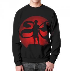 Collectibles Ken Kaneki Sweatshirt Tokyo Ghoul Black Red