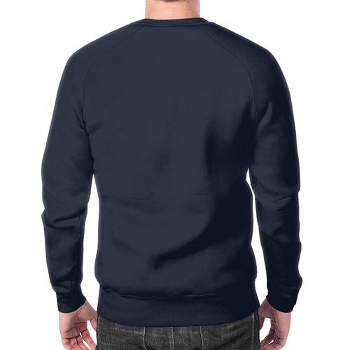 Collectibles Sweatshirt Under Water Caribbean Waters Print