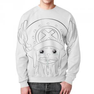 Collectibles - Sweatshirt Tony Tony Chopper One Piece