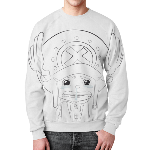 Merchandise Sweatshirt Tony Tony Chopper One Piece