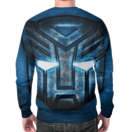 Merch Sweatshirt Autobots Transformers