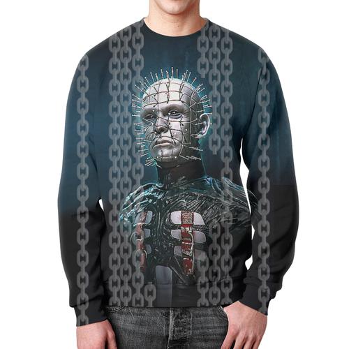 Collectibles Sweatshirt Hellraiser Design Horror Print
