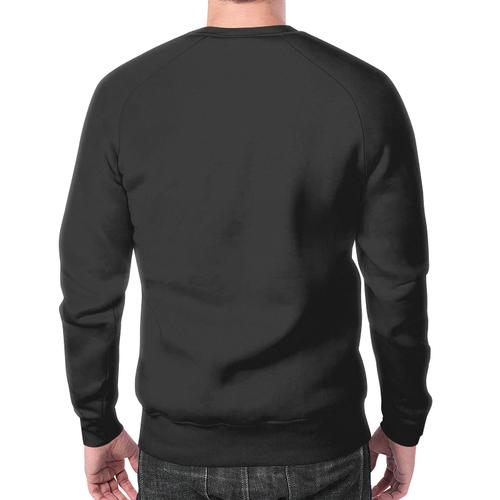 Collectibles Sweatshirt Pulp Fiction Ezekiel Text Print Black