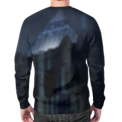 Merch Sweatshirt Catwoman Game Version Art