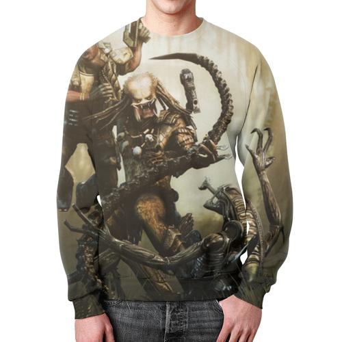 Merch Sweatshirt Alien Vs Predator Jumper