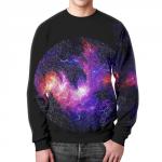 Collectibles Sweatshirt Cosmic Dust Extraterrestrial Space