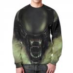 Collectibles Sweatshirt Alien Xenomorph Queen