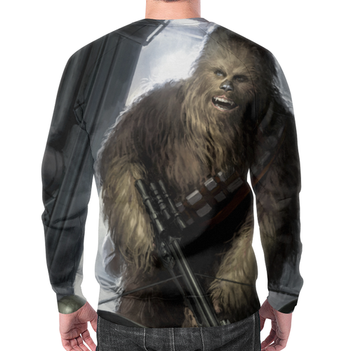 Merchandise Chewie Sweatshirt Star Wars Fan Art