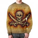 Collectibles - Sweatshirt Pirates Of The Caribbean