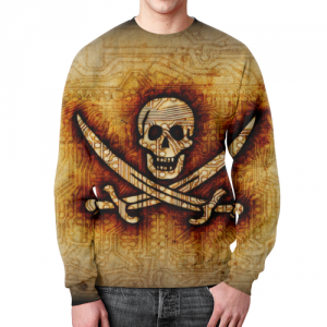 Collectibles Sweatshirt Pirates Of The Caribbean